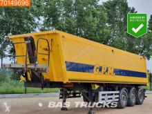 Félpótkocsi Wielton NW-3 38m3 Alu-Kipper Liftachse NL-Trailer használt billenőkocsi