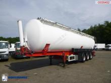 Semi remorque citerne Feldbinder Powder tank alu 60 m3 (tipping)
