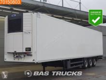 Félpótkocsi Schmitz Cargobull SCB*S3B MultiTemp Liftachse Blumenbreit NL APK until 04-2022 használt egyhőmérsékletes hűtőkocsi