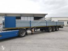 Kögel 13.60 pianale semi-trailer used flatbed