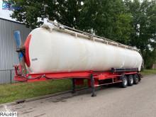 Semi reboque Benalu Silo Silo / Bulk, 62000 liter, 62 M3 cisterna usado
