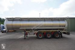 Burg élelmiszerszállító/büfékocsi tartálykocsi félpótkocsi ISOLATED FOOD TANK TRAILER