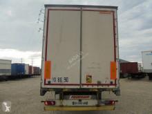 Félpótkocsi Fruehauf használt függönyponyvaroló