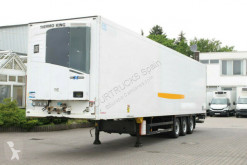 Schmitz Cargobull TK SLX 400/FRC/DS/LBW/SAF/2,7h/Alu-Bo semi-trailer used insulated