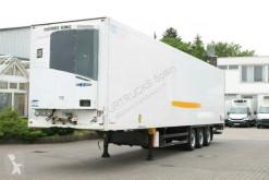 Schmitz Cargobull refrigerated semi-trailer TK SLX 400/FRC/DS/LBW/SAF/2,7h/Alu-Bo