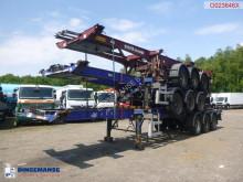 Semirremolque portacontenedores Dennison Stack - 3 x container trailer 20-30-40-45 ft