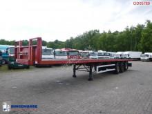 Weightlifter flatbed semi-trailer platform trailer 39 t / 13.6 m