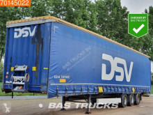 Krone SD semi-trailer used tautliner