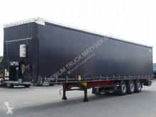 Semirimorchio Schmitz Cargobull CURTAINSIDER /STANDARD / SAF / 2010 / centinato alla francese usato