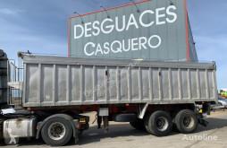 Leciñena SRV 2 E semi-trailer used tipper