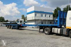 Félpótkocsi Nooteboom CAN BE EXTENDED 21,65m, THREE ROTARY AXLE BPW használt plató