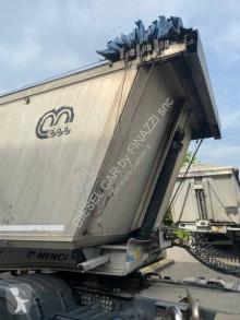 Menci RIBALTABILE semi-trailer used tipper