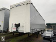 Félpótkocsi Lecitrailer új függönyponyvaroló