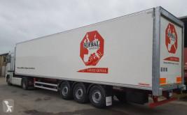 Fruehauf furgon félpótkocsi