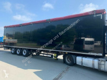 Schwarzmüller Schubbodenauflieger 92 CBM Walking Floor semi-trailer used moving floor