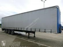 Návěs Krone SDP Schiebeplanen Sattelauflieger 27 eLB4-CS posuvné závěsy použitý