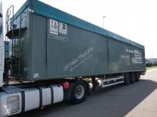 Semi reboque Kraker trailers KO-12-27 93m³ piso móvel usado