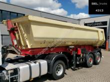 Schwarzmüller K202 / Liftachse semi-trailer used tipper