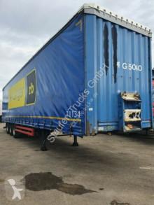Krone tarp semi-trailer SD P MEGA Tautliner TÜV Mitnahmestap. Liftachse