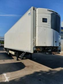 Krone insulated semi-trailer 2-Achs CITYSATTEL BITEMP 2X 11m SLX Spectrum