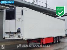 Полуремарке хладилно еднотемпературен режим Schmitz Cargobull Carrier Vector 1850 Blumenbreit Liftachse Palettenkasten NL-APK until 04-2022