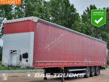 Félpótkocsi Schmitz Cargobull S 01 használt függönyponyvaroló