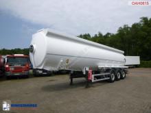 Полуприцеп Magyar Fuel tank alu 37 m3 / 4 comp цистерна б/у