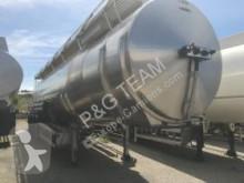 Magyar oil/fuel tanker semi-trailer HYDROCARBURES