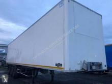 Chereau box semi-trailer FOURGON 3 ESSIEUX ISOLE