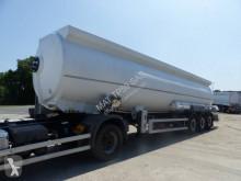 Magyar oil/fuel tanker semi-trailer