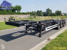 Trailer Container Transport tweedehands containersysteem