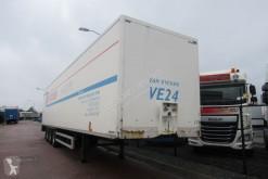 Félpótkocsi Zorzi Closed Box / BPW + Drum használt furgon