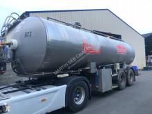 Návěs ETA cisterna potravinářský havarovaný