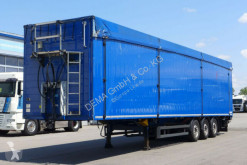 Semirremolque fondo móvil Schmitz Cargobull SGF*S3*TÜV*Rollplane*Alufelge