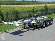 Schmitz Cargobull chassis semi-trailer FOR CONTAINERS/ALL TYPES/ LIFTED AXLE
