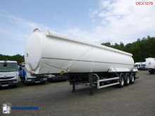Trailor Fuel tank alu 40.2 m3 / 9 comp semi-trailer used tanker