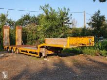 Nooteboom heavy equipment transport semi-trailer OSD OSD413