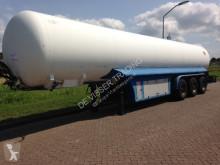 Zasta Tank trailer 42257 Liter Gas, LPG, GPL, GAZ, Propane, Butane ID 3.170 semi-trailer used tanker