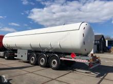 Burg tartálykocsi félpótkocsi Gas trailer 55000 liters (27,5 ton) Gas, LPG, GPL, GAZ, Propane, Butane ID 3.127