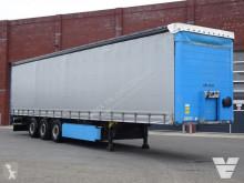 Schmitz Cargobull tautliner semi-trailer SCB*S3T Tautliner - 2x Lift axle - Coil - Sliding roof