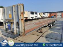 LAG 0-3-GT 50 semi-trailer used flatbed
