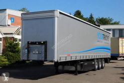Félpótkocsi Kögel Standard-Plane/Edscha/Liftachs Miete használt függönyponyvaroló