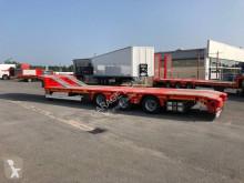 Semiremorca Kässbohrer SLS transport utilaje noua