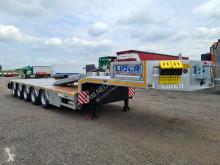 Semirimorchio Lider Lowboy 5-axles / 86.3 Ton loading capacity trasporto macchinari usato