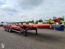 Semiremorca Scorpion Lowboy 4-axles / 57.5 Ton loading capacity transport utilaje second-hand