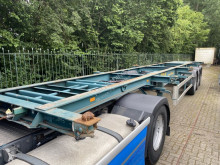 LAG 0-3-39, containerchassis 20/30/40 FT. semi-trailer used container