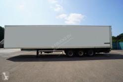 Groenewegen box semi-trailer CLOSED BOX TRAILER