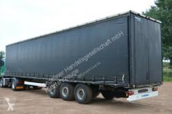 Trailer Krone SDP SDP 27 Edscha (8769) tweedehands met huifzeil