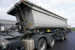 Schmitz Cargobull billenőkocsi félpótkocsi SKI SKI 18 SL 7.2 Plane elektr./24 m³/Stahl/