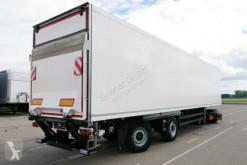 Schmitz Cargobull Auflieger Kastenwagen SKO SKO 18/ LZG / TRIDEC LENKUNG / LBW 2000 kg /CITY